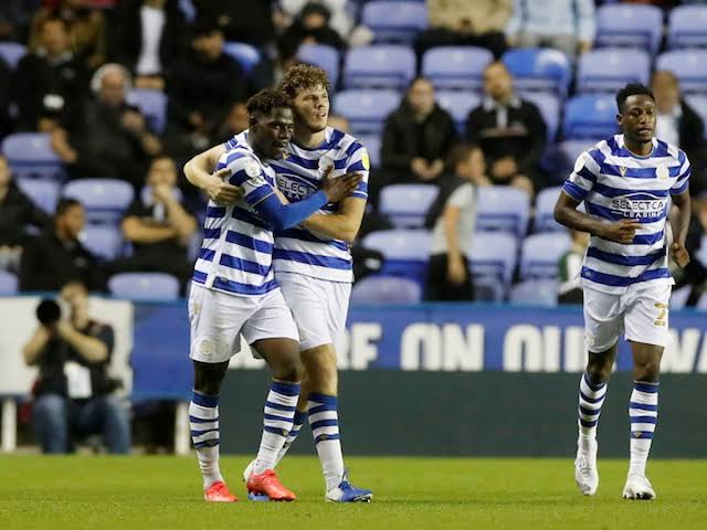 Tom Dele-Bashiru's brace guides Reading to second win of the season