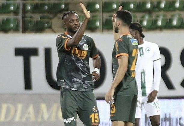 Super Eagles defender Chidozie Awaziem scores, bag MOTM award on debut for Alanyaspor