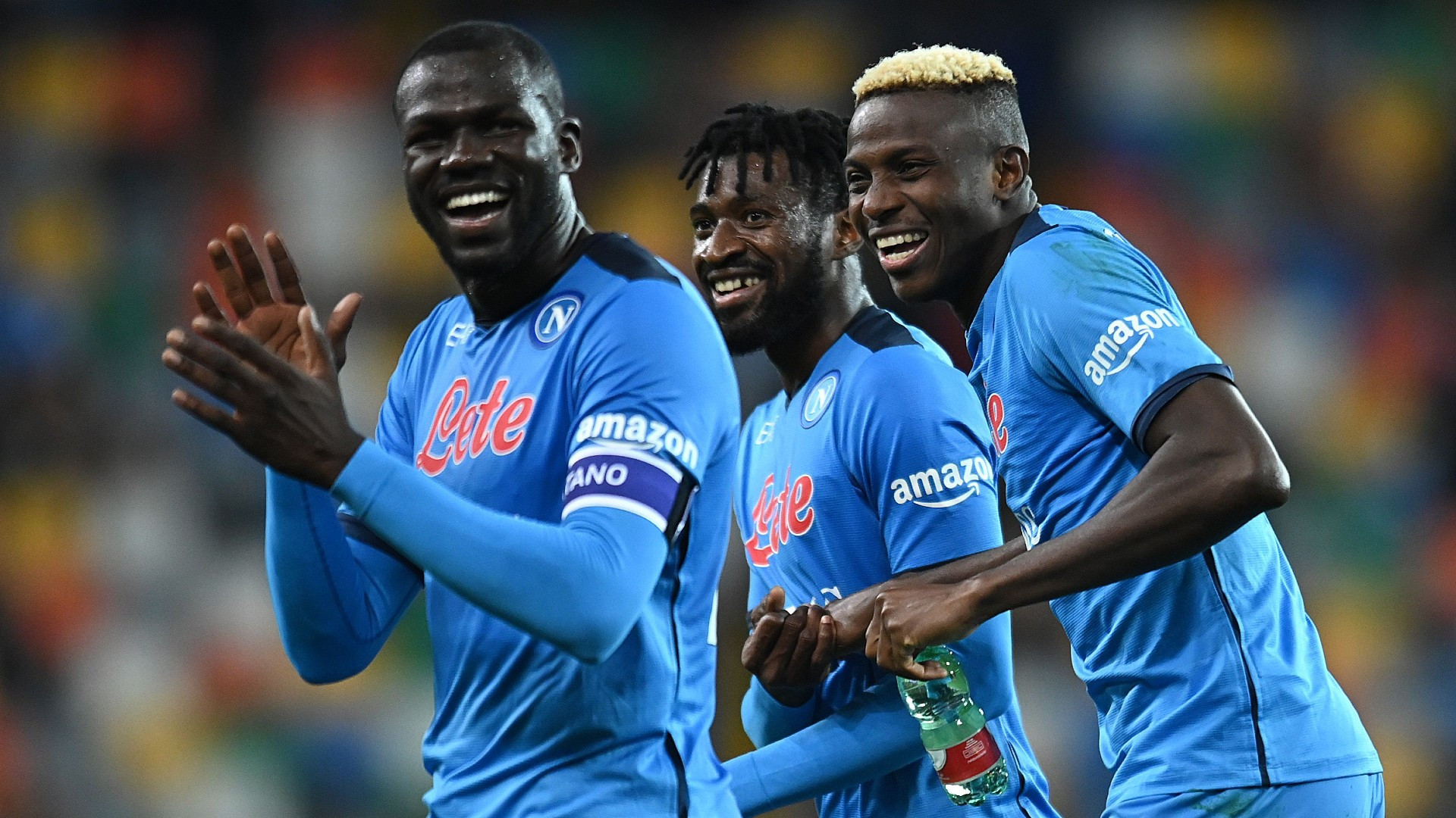 The mayor of Florence apologizes to Osimhen, Koulibaly, and Anguissa