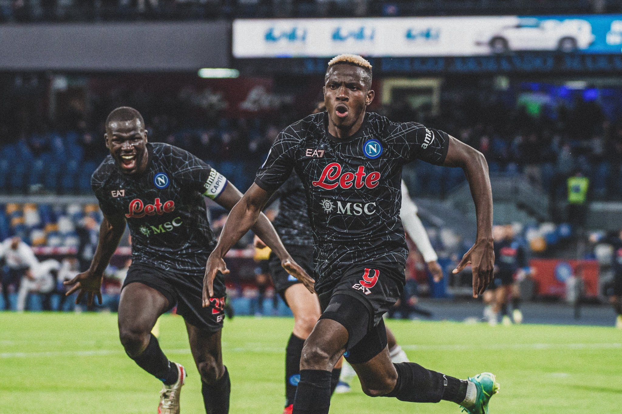 The Goal against Torino is the most important of my career – Osimhen