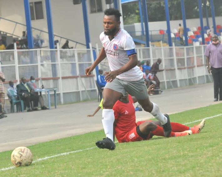 Suspended captain Effiong set for Akwa United exit