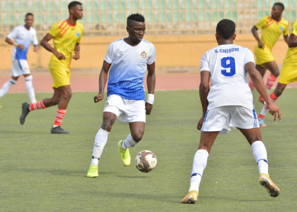 Kwara United's Jude Steven rues blank Congo invitational tourney