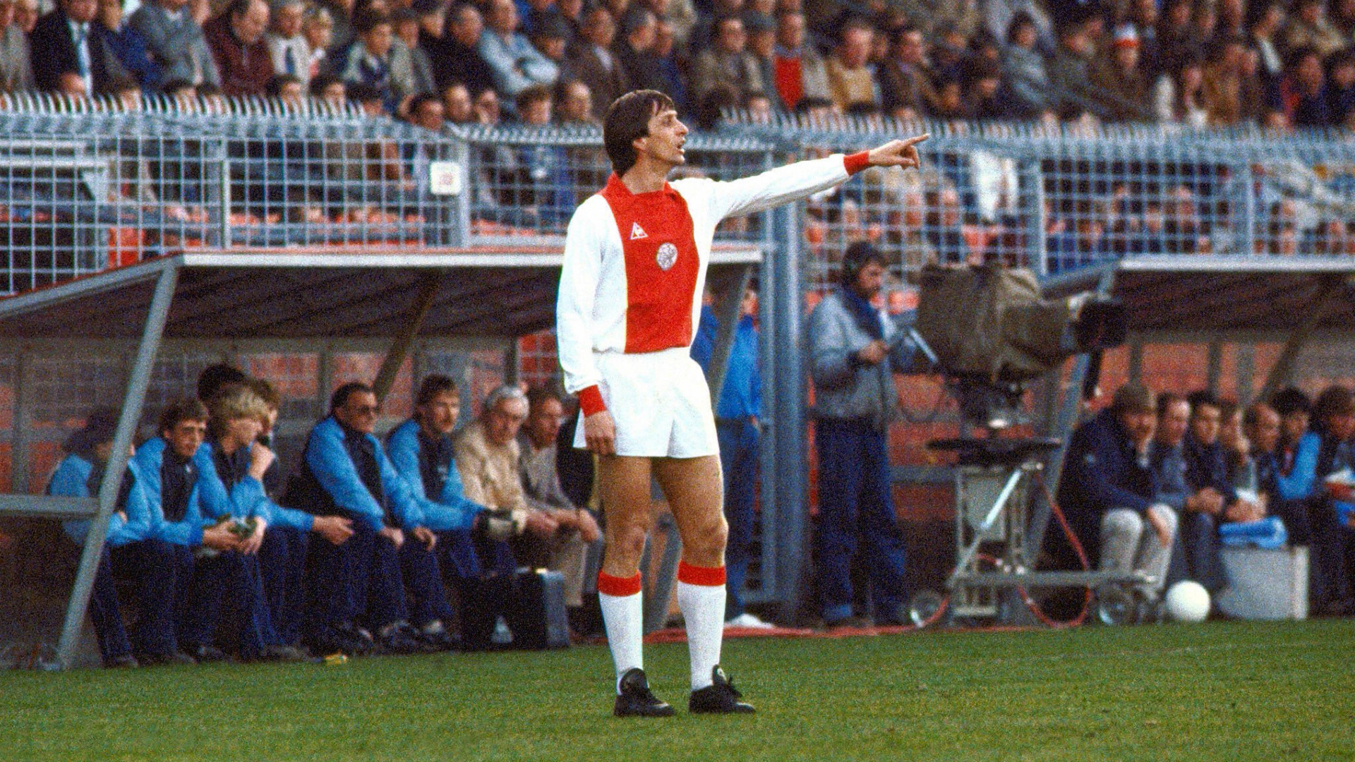 Ajax will rename the Amsterdam Arena as a tribute to Johan Cruyff.