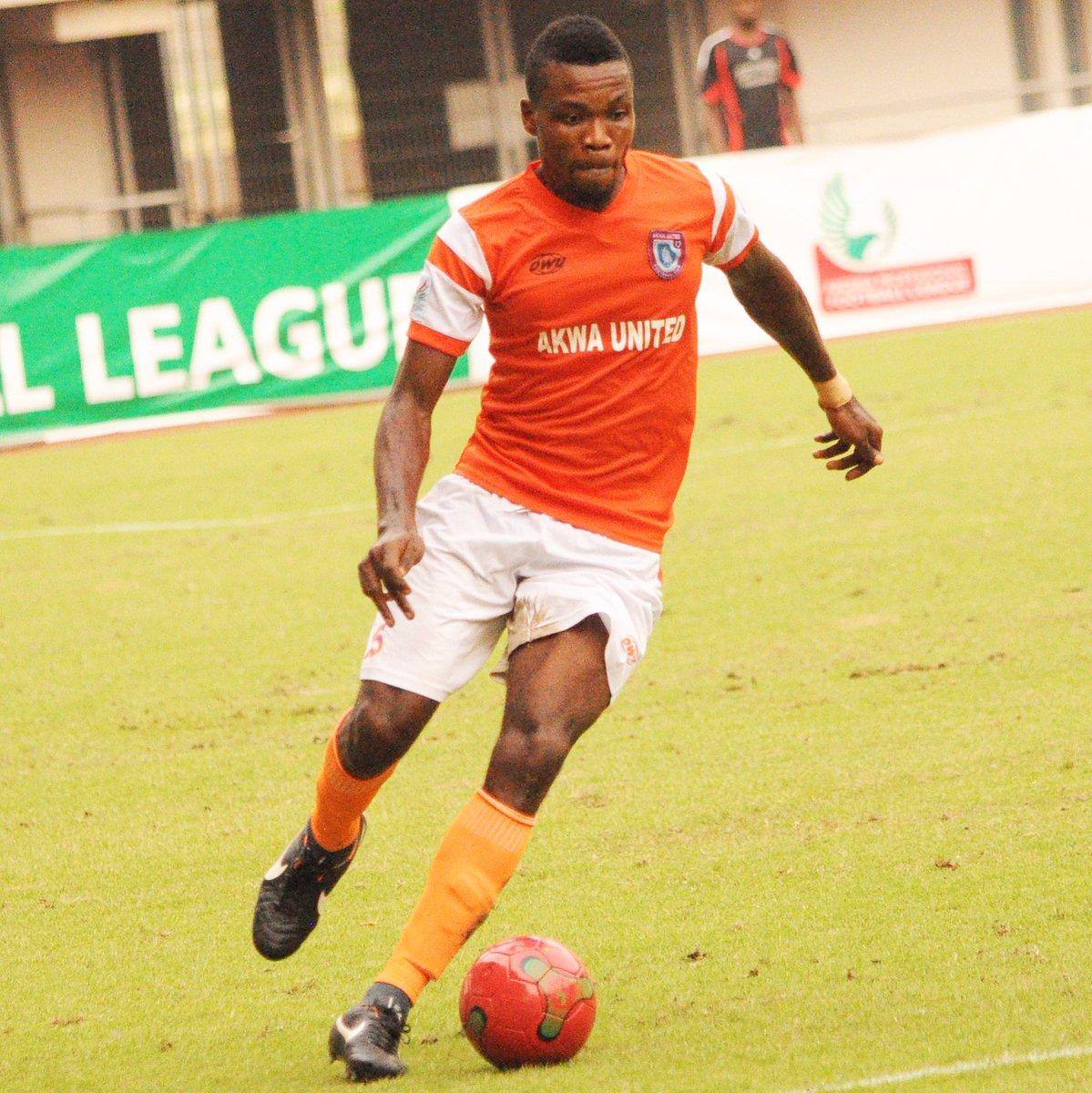 Ariwachukwu Named Akwa United's Vice Captain