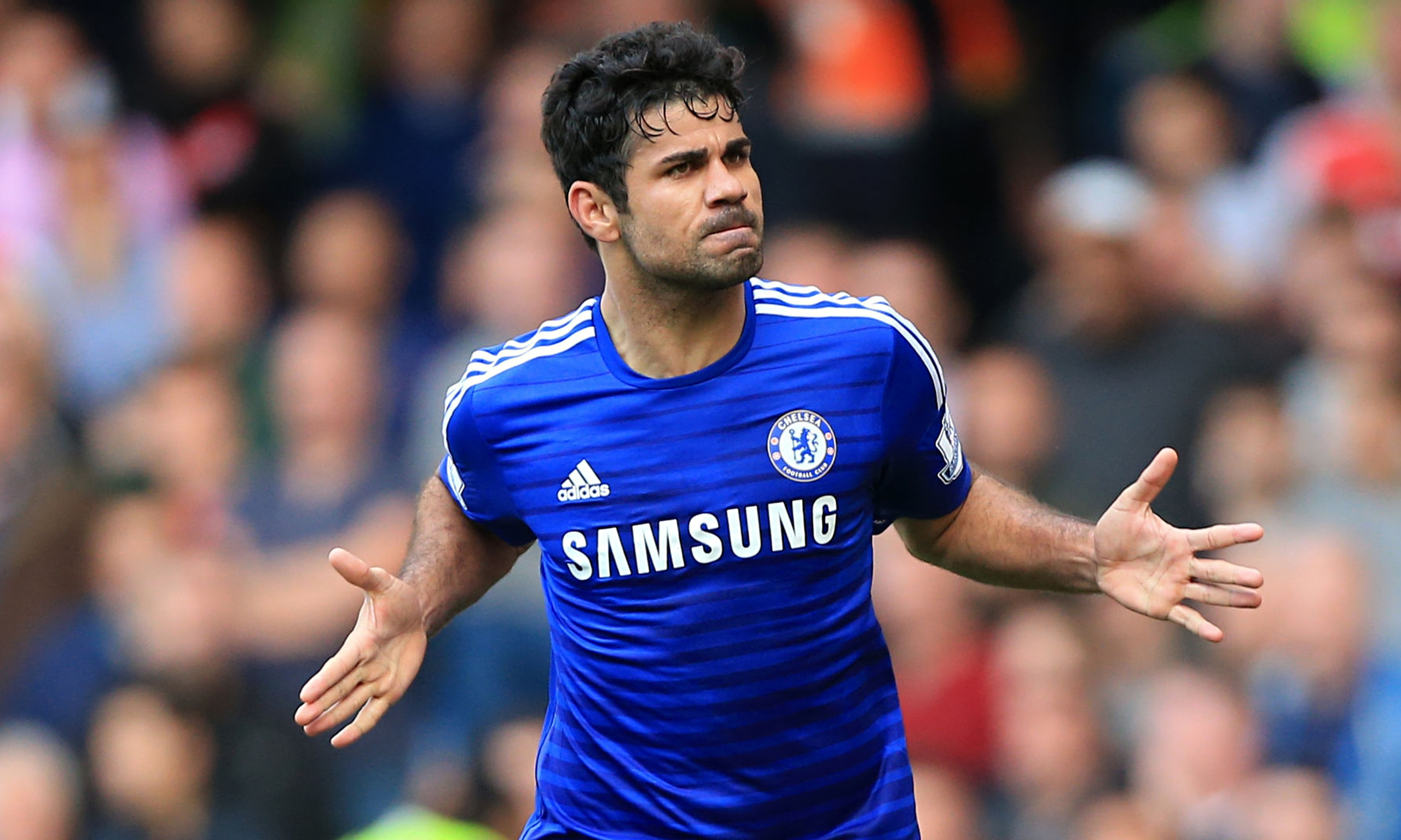 Diego Costa Scores 50 Premier League Goals Ahead Of Luis Suarez