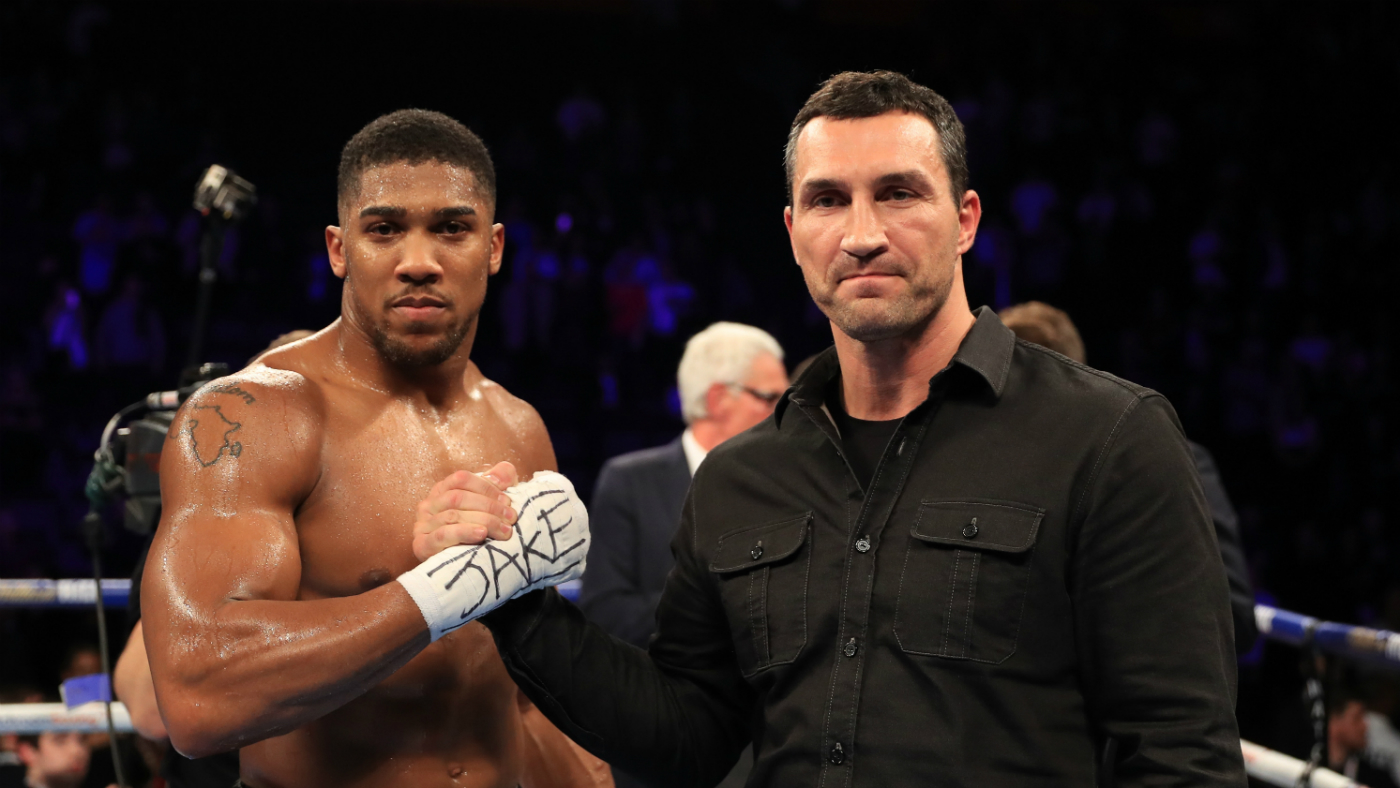 Klitschko favorite in Wembley fight against Joshua: Efetobor Apochie