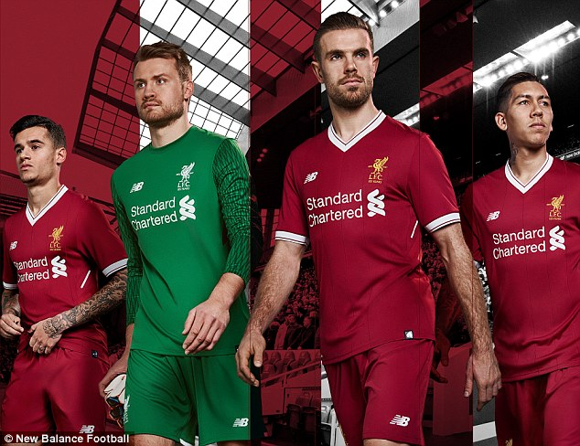 Leaked: New Liverpool Jersey For Next Season