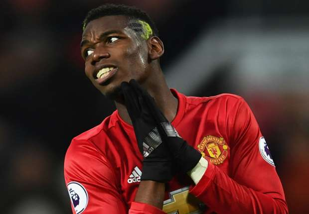 Pogba May Miss Manchester Derby
