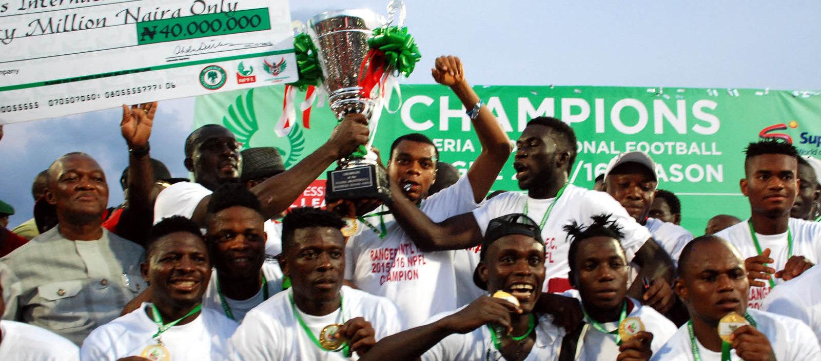 Enugu Rangers Robbed!