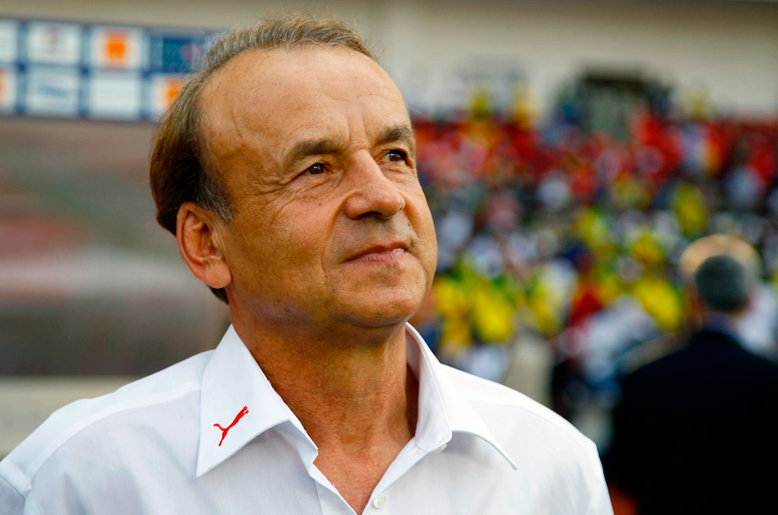 Gernot Rohr : No Holiday ahead of South Africa Clash