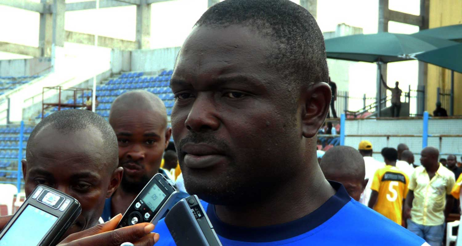 Rivers United Coach Stanley Eguma handed Three-match Ultimatum