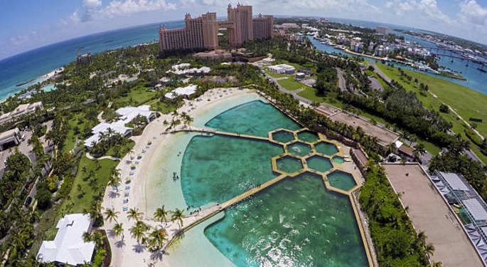 Beach Soccer WC: Eagles get Three Star Resort in the Bahamas ( Once owned by Trump )