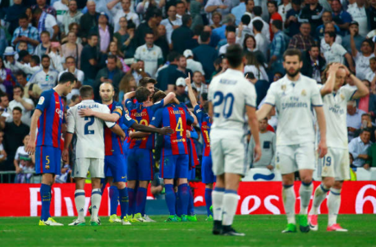 Sergio Ramos sees El Clasico red from the same ref that sent him off last year as Lionel Messi breaks records and teeth: things you missed from Real Madrid 2-3 Barcelona