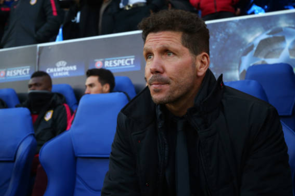 Atletico Madrid boss Diego Simeone given ultimatum