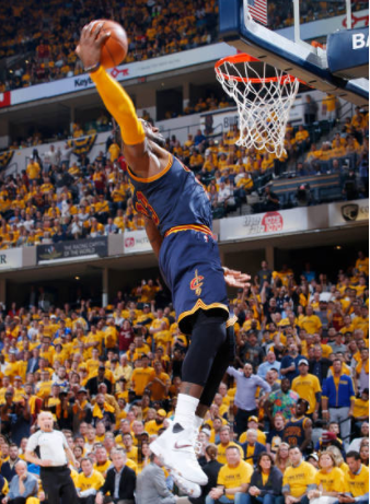 Masterclass! LeBron James puts in 33 points to lead the Cavs past Pacers in NBA play-offs