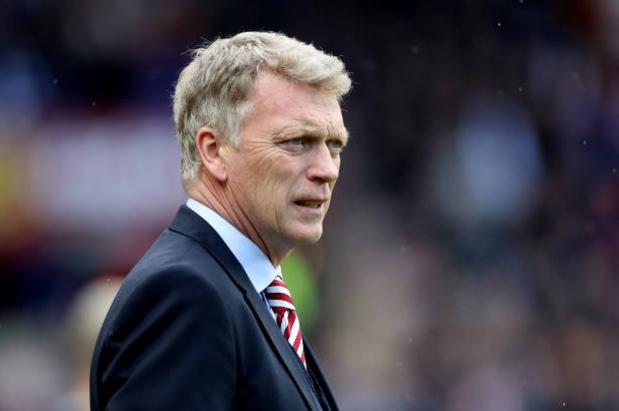 Moyes: Sunderland manager charged over 'slap' comment