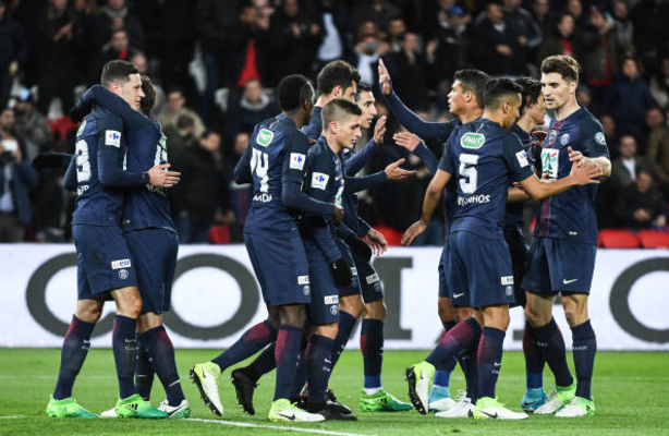 PSG trounce AS Monaco 5-0 to set up French Cup final with Angers