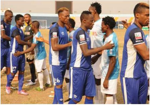 Enyimba throw away Advantage in 2-1 defeat to Katsina United