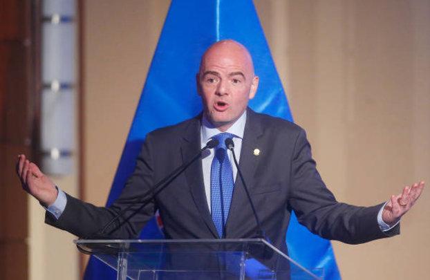 Infantino Says 2018 World Cup Will Use Video Assistant Ref