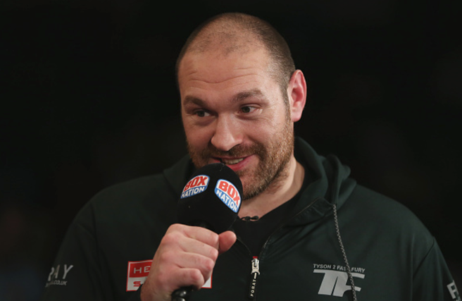 Fury Stunt Again? Gypsy King Talks Comeback