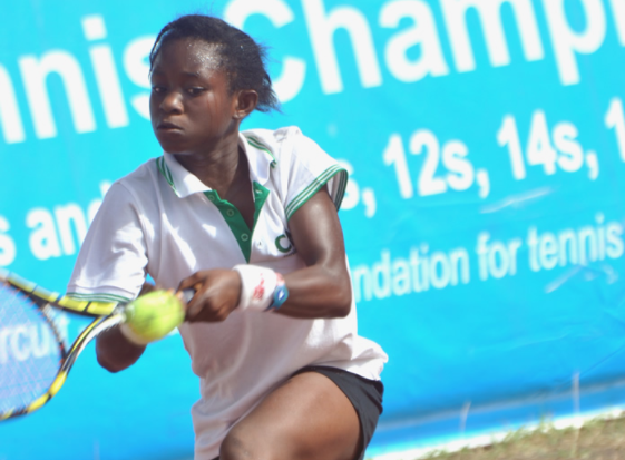Ubale Laments Despite Picking Africa Junior Championship Ticket