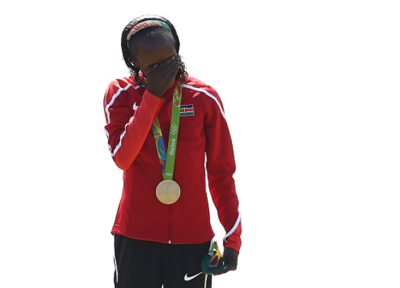 High Profile Kenyan Athlete fails a dope test