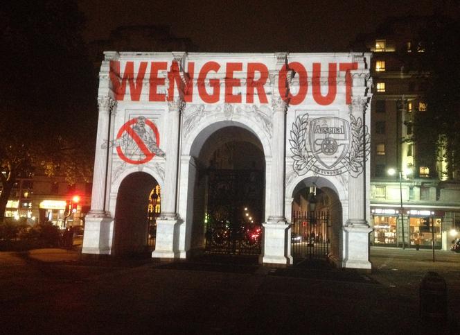 Arsenal FC , Arsene Wenger , Wenger Out