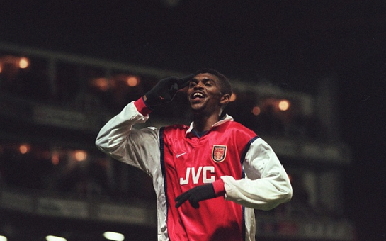 Arrogant, brilliant… Nwankwo Kanu's goal for Arsenal at White Hart Lane in 1999 is my favourite moment in the history of the North London derby