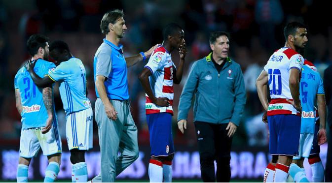 Uche Agbo's Granada Relegated from La Liga