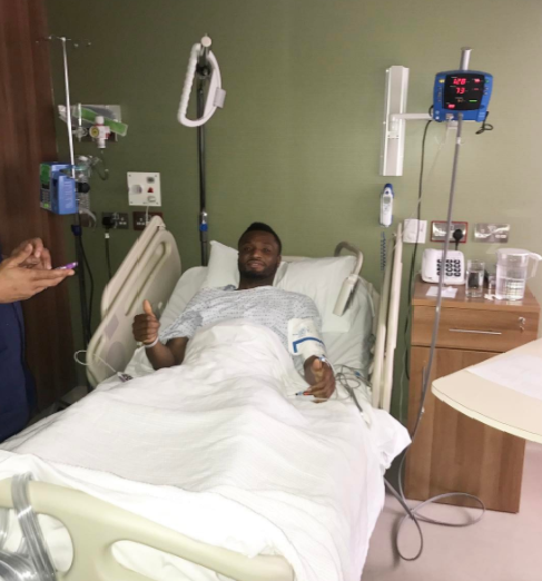 Mikel Obi Undergoes Successful Surgery, Eager to Return to…China