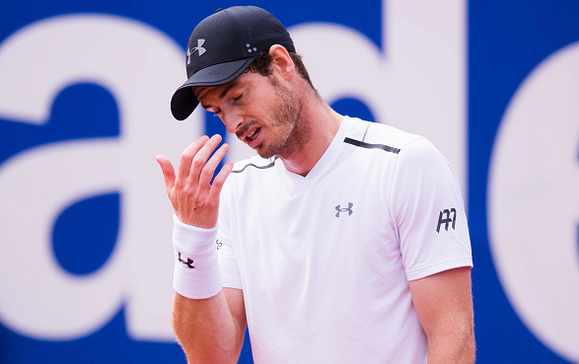 Murray beaten by Dominic Thiem in Barcelona Open semi-finals
