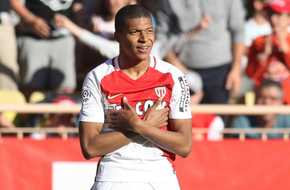 Mbappe sets new record, hits a double as Monaco trounce Toulouse 3-1