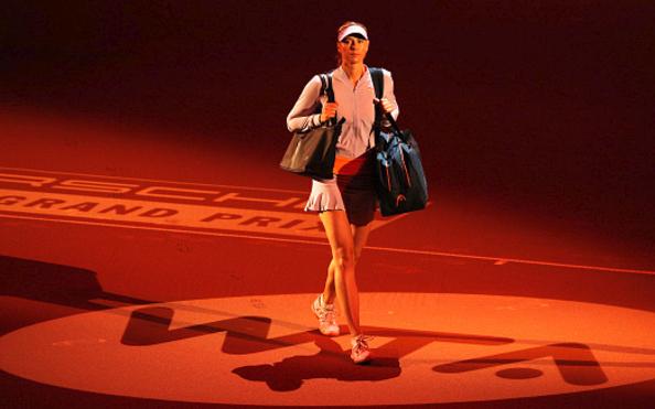 Maria Sharapova disappoints Again