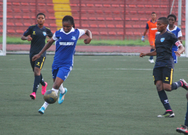 Rivers Angels Puts Woeful FC Robo Queens to the Sword