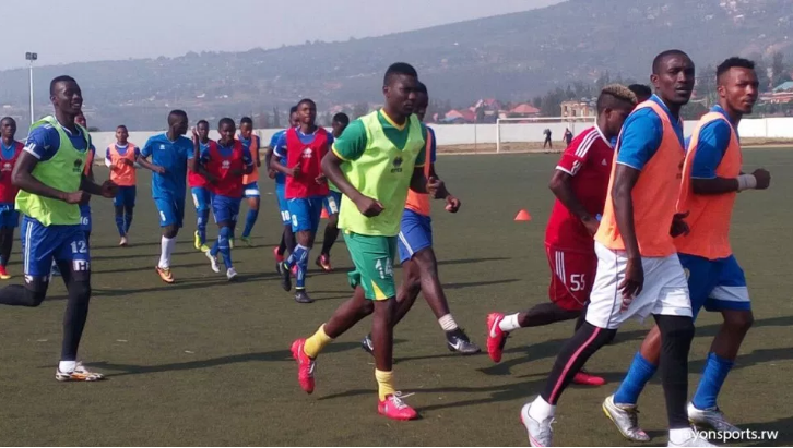 Rayon Sports Battle Ready for Sunday's CAF CC Game