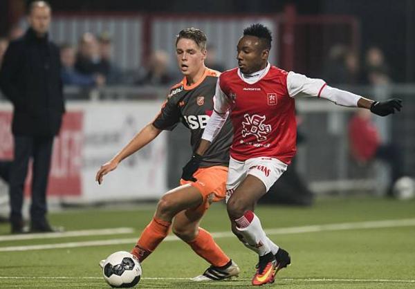 Nwakali Grabs Assist in Maastricht's 2-2 Draw