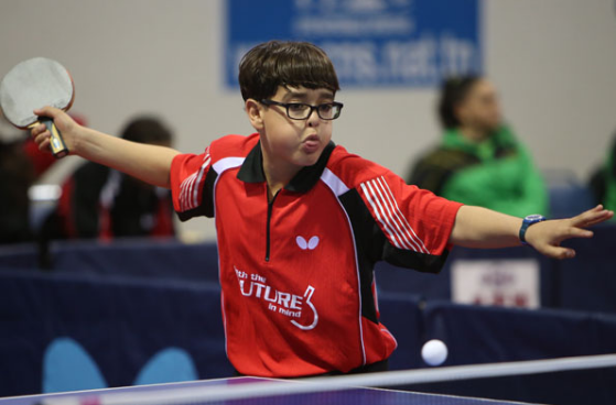 Azzam Mohamed…bespectacled emerging star