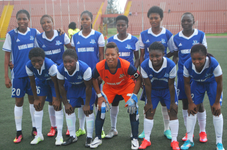 Okon Insists Rivers Angel are Improving