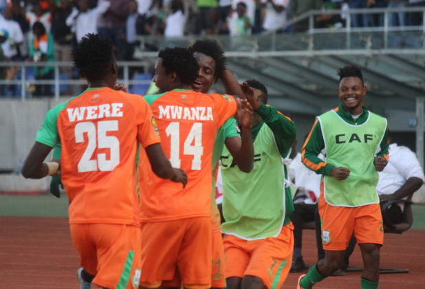 CAF CC : Zesco Cut Rangers Down to Size in 3-0 Bashing