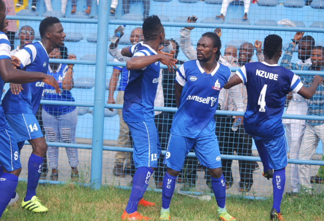 Fort Port Harcourt! Rivers Utd Defeats Rayon Sports 2-0