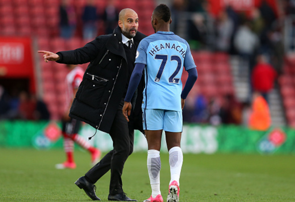 Kelechi Wanted in Germany, Man City Considers Loan Move