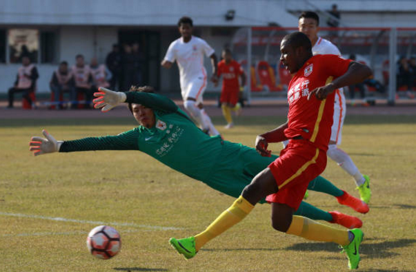 Odion Ighalo can't stop scoring, nets brace against Shandong Luneng