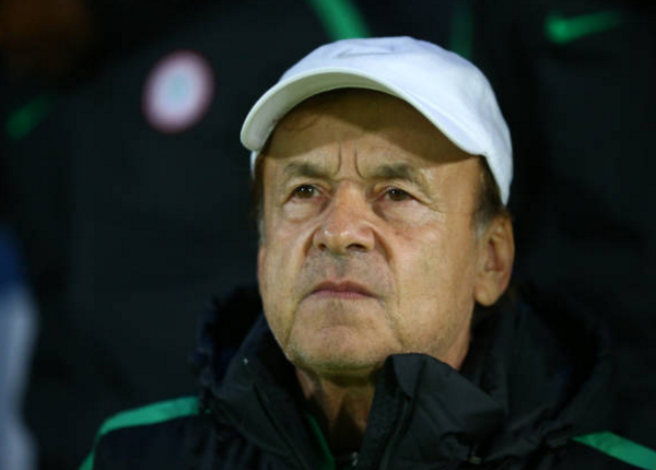 Rohr Waiting On Family To decide Future With Super Eagles