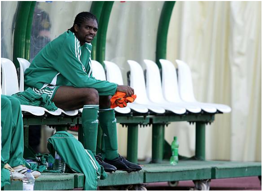 Football is Dying in Nigeria – Kanu