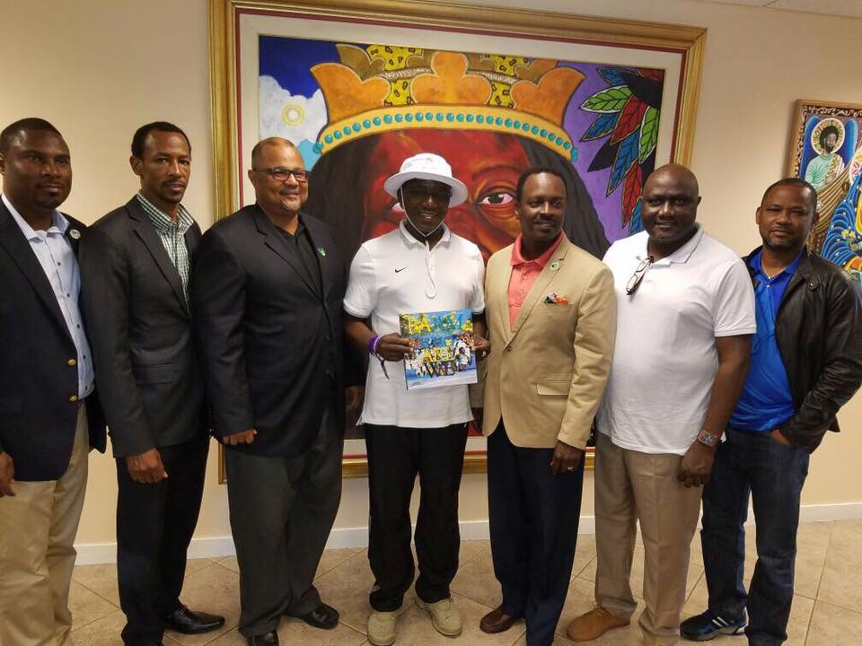 NIGERIA CONCLUDE INSPECTION OF BAHAMAS GAMES VILLAGE