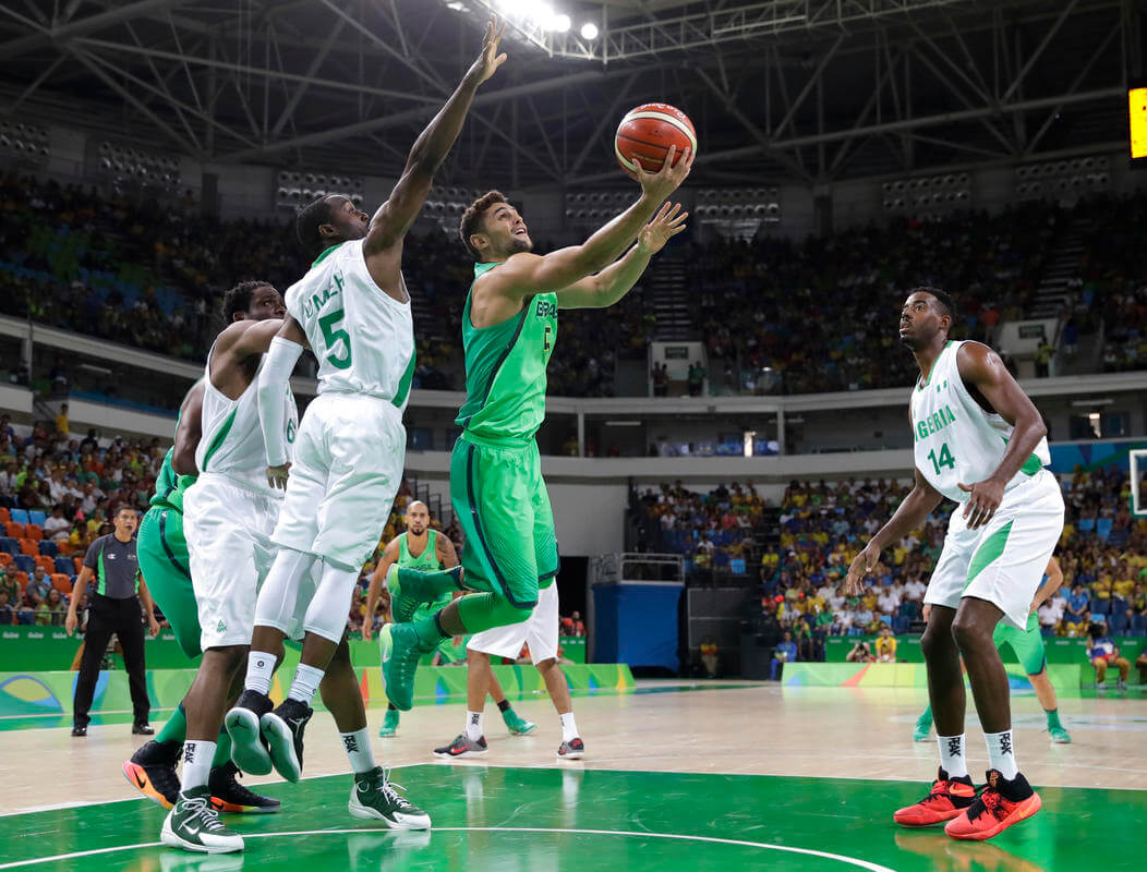 Mukhtar Khaled- Nigeria's Afrobasket Defence Will Not Be Threatened