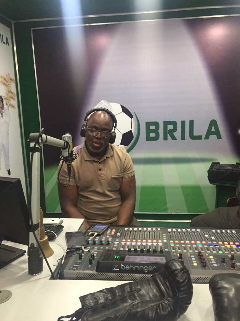 Eagles destined to play at the 2018 world cup in Russia- Amaju Pinnick