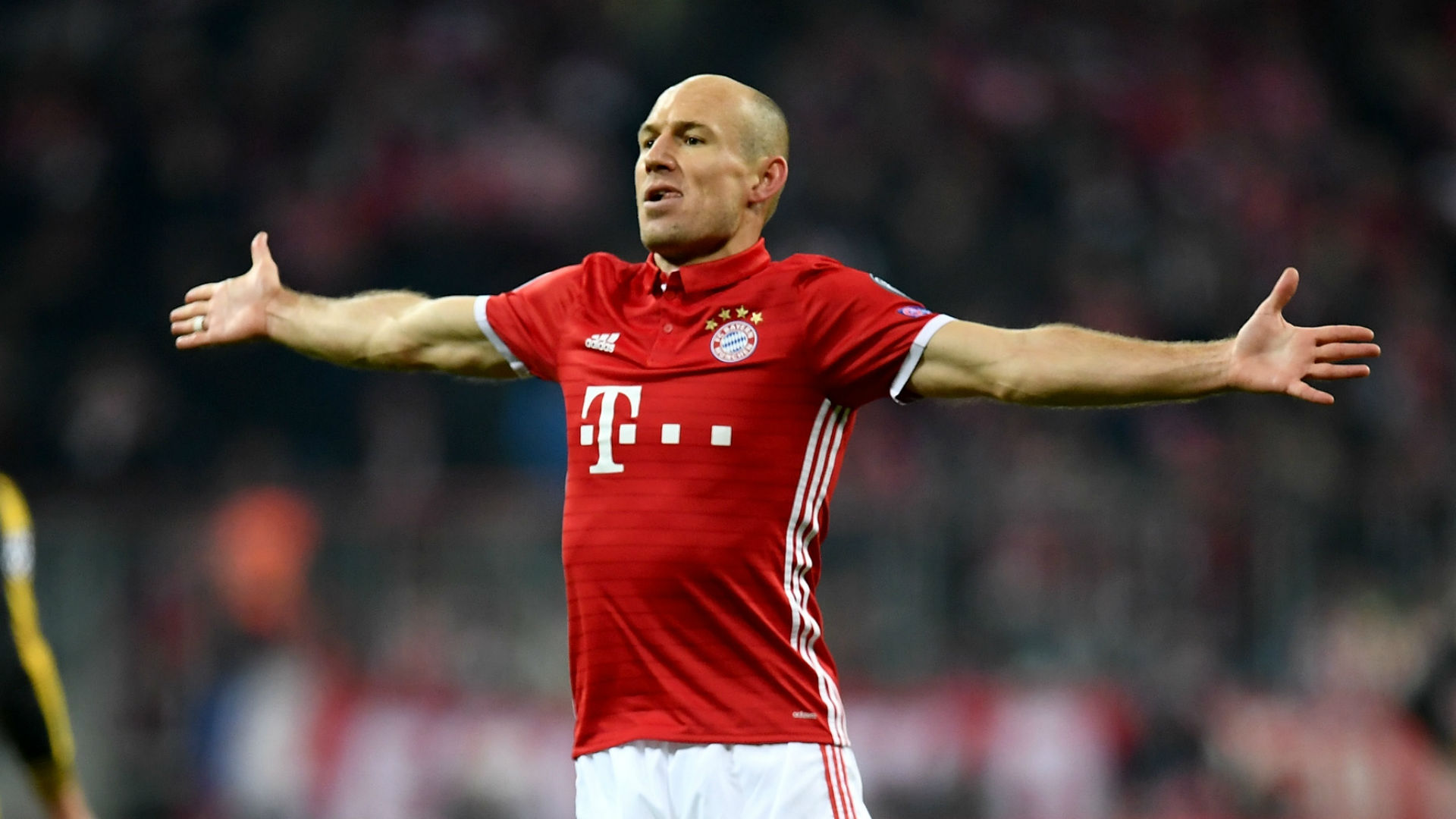 Arjen Robben: We are not scared of Real Madrid!