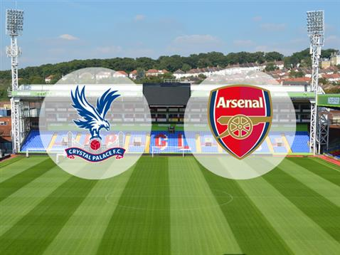Crystal Palace v Arsenal: The 10 stats you need to know