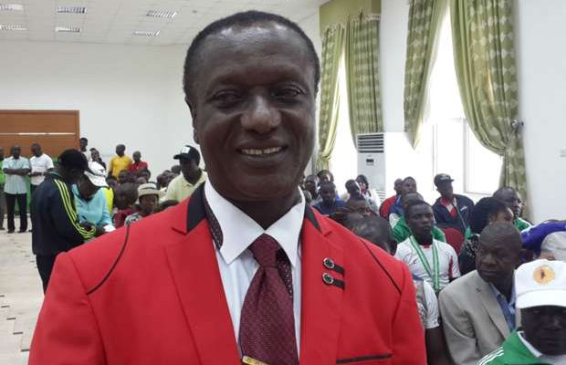Bewarang urges Nigerian coaches to go international